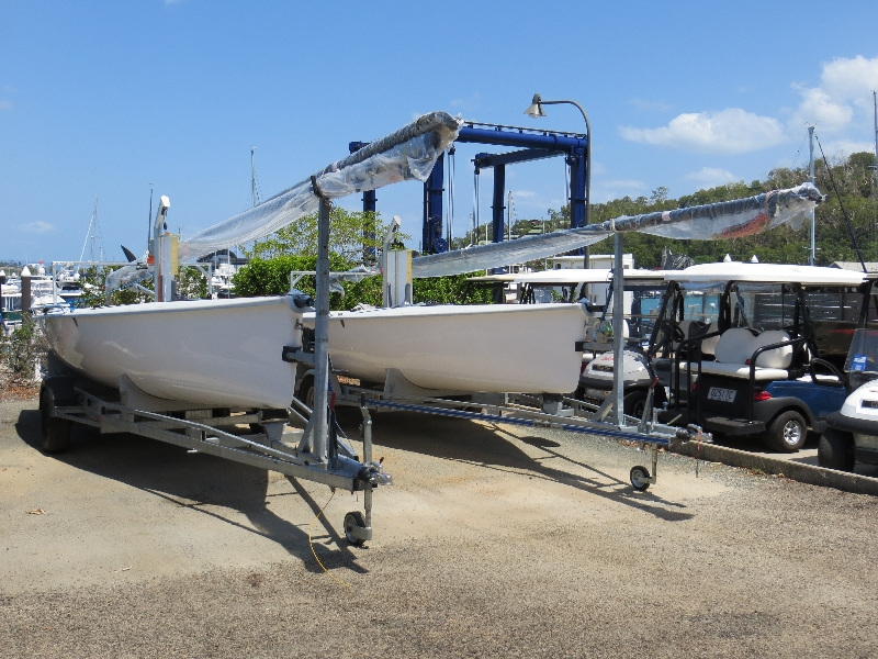 2 brand new SB20's ready for rigging