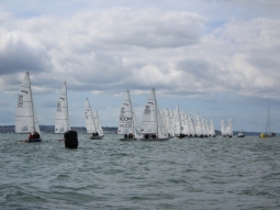 ZHIK Laser SB3 UK Nationals 2011
