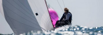 SB20 class head out for four full-on days at top Dutch regatta