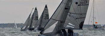 Hamble Winter Series One Design opening 2019