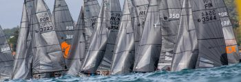 Busy winter season opener for SB20 Portugal